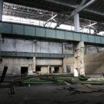 Реконструкция склада