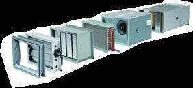 Вентиляционная система и кондиционирование