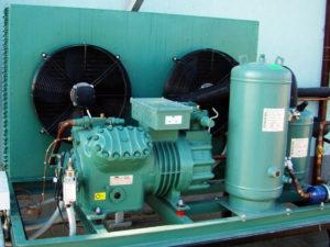Производство холодильных агрегатов