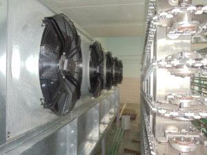 Камеры интенсивного охлаждения и шоковой заморозки 3