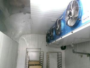 Камеры интенсивного охлаждения и шоковой заморозки