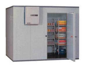 Холодильные камеры хранения