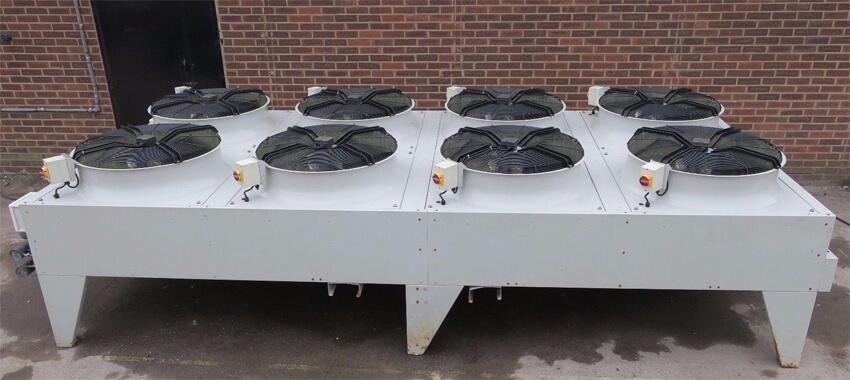 Система естественного охлаждения Free Cooling